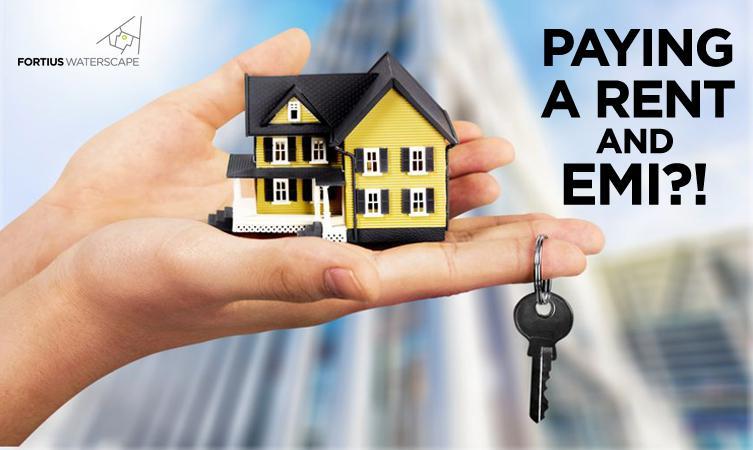 Rent Payment via EMI