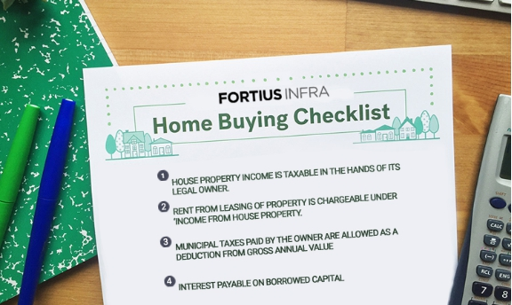 Tax implications to consider before buying a home fortiusinfra - What to check before buying a house ...