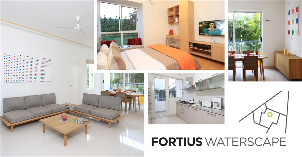 Fortius Waterscape Model Apartment