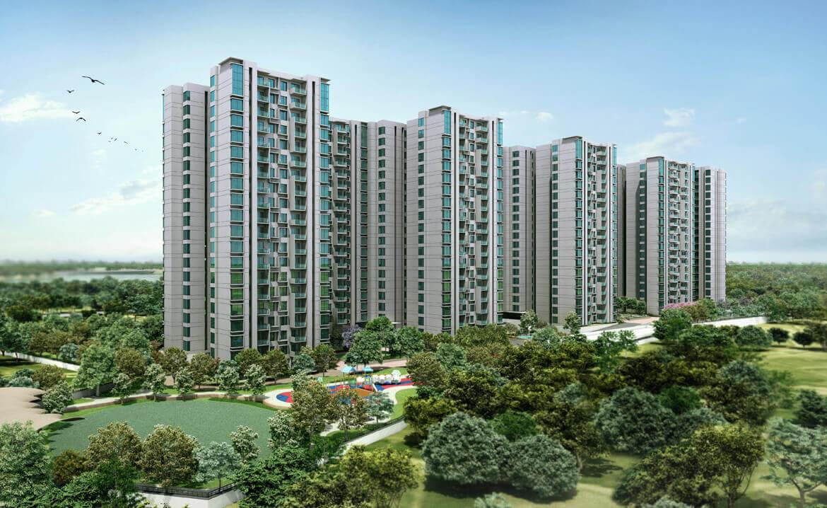 Sobha Lake Gardens <span>( A joint development with Sobha Limited. )</span>