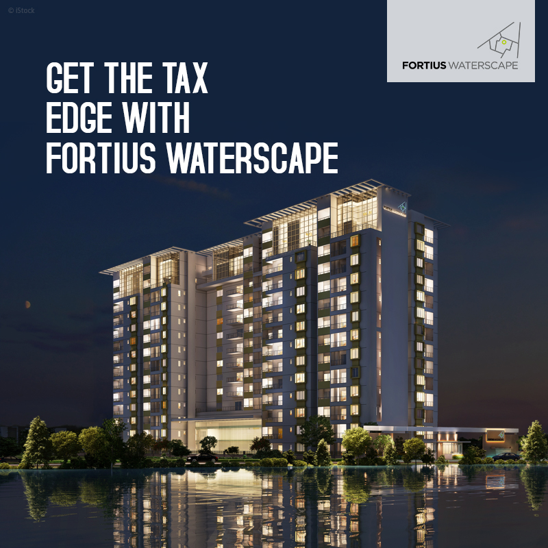 Fortius Waterscape Night View