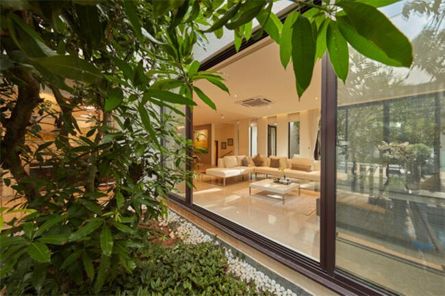 The Art of Blending Interiors & Exteriors - Fortius Infra