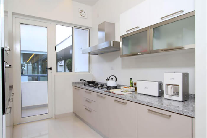 New-Age Kitchen Aesthetics - Fortius Infra