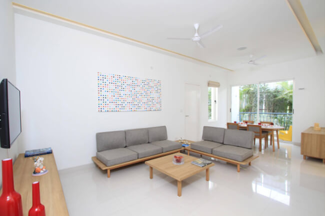 Tips to Make your Home Look More Spacious - Fortius Infra