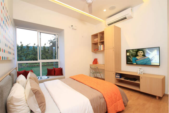 Make Way for an Uncluttered Bedroom! - Fortius Infra